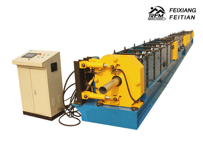 FX Steel Pipe Manufacturing Machine 6 - 12m/Min Speed With Elbow Bending