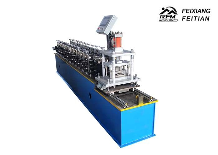 High Speed Automatic Rolling Shutter Machine , Rolling Shutter Profile Machine